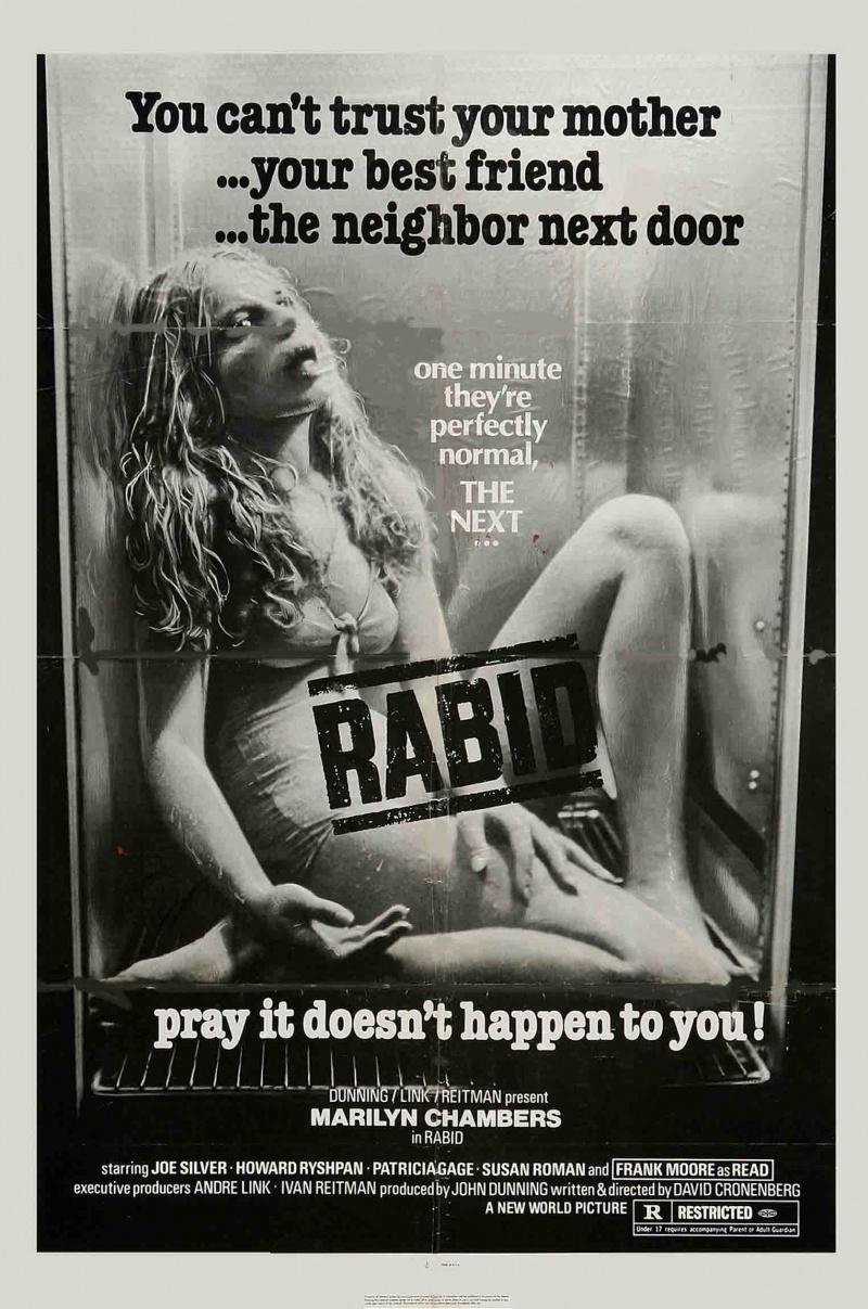 Бешеная - (Rabid)