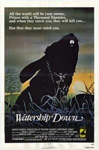 Обитатели холмов - (Watership Down)
