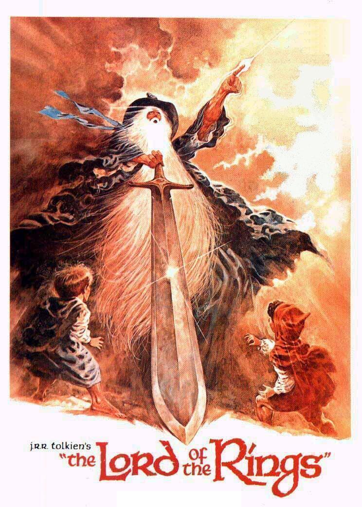 Властелин Колец - (The Lord of the Rings)