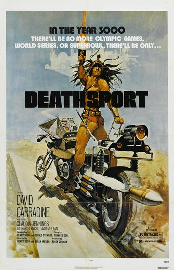 Смертельный спорт - (Deathsport)