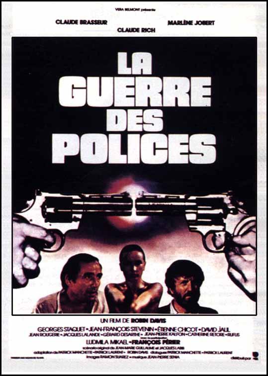 Война полиций - (La guerre des polices)