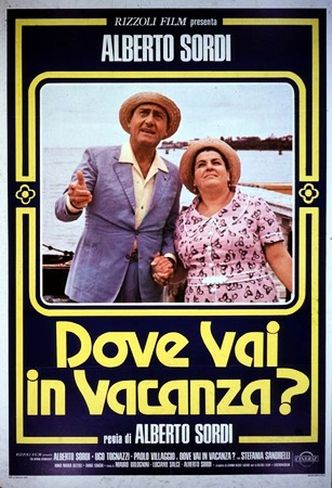 Куда ты едешь в отпуск? - (Dove vai in vacanza?)