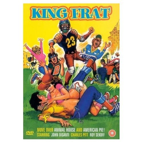 Король пердунов - (King Frat)