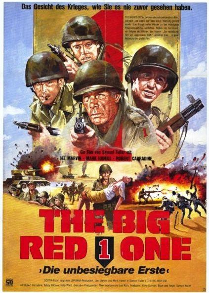 Большая красная единица - (The Big Red One)