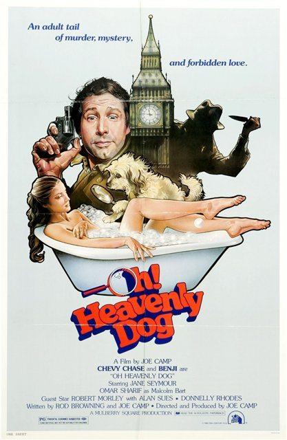 О, божественный пес - (Oh Heavenly Dog)