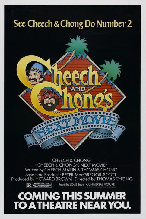 Чич и Чонг: Следующий фильм. Укуренные заживо! (Укуренные: Снова в кумаре) - (Cheech & Chong's Next Movie)