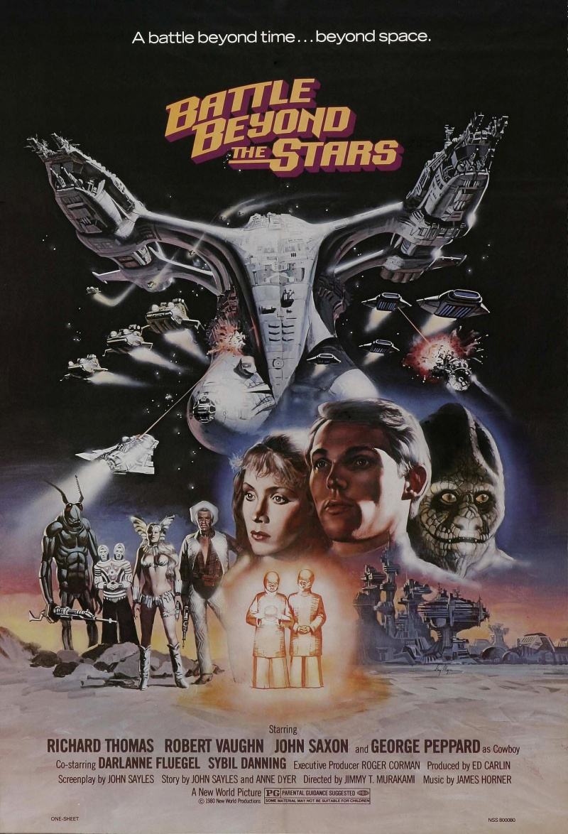 Битва за пределами звезд - (Battle Beyond the Stars)
