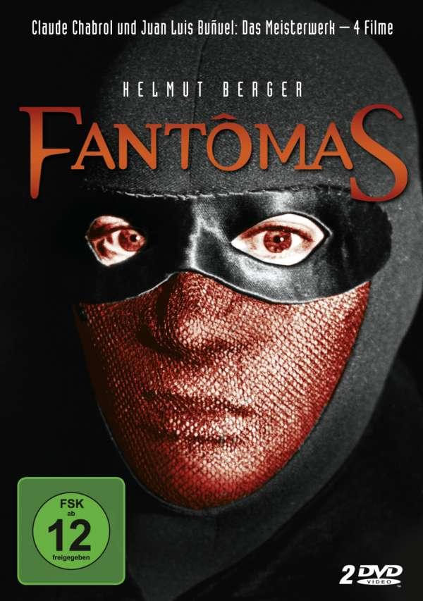 Фантомас - (FantГґmas)