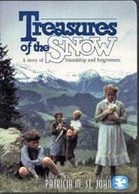 Следы на снегу - (Treasures of the Snow)
