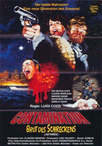 Заражение - (Contamination)