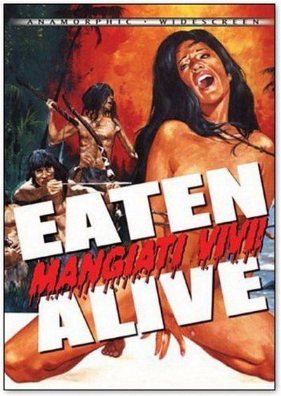 Ад Каннибалов 2: Съеденные заживо - (Mangiati vivi! (Eaten Alive 2))
