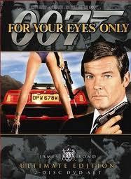 Джеймс Бонд 007: Только для твоих глаз - (James Bond 007: For Your Eyes Only)