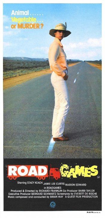 Игры на дороге - (Road Games)