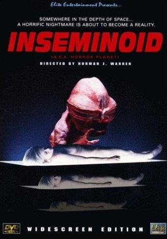 Планета ужасов - (Inseminoid)