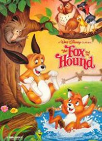 ��� � ��������� ���: ������� - (The Fox and the Hound: Dilogy)