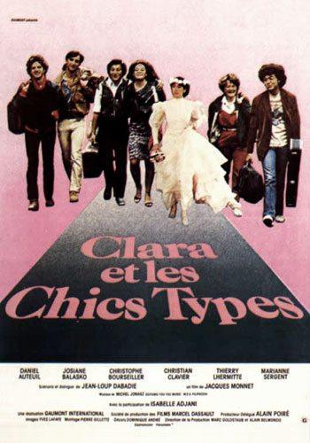 Клара и симпатяги - (Clara et les Chics Types)
