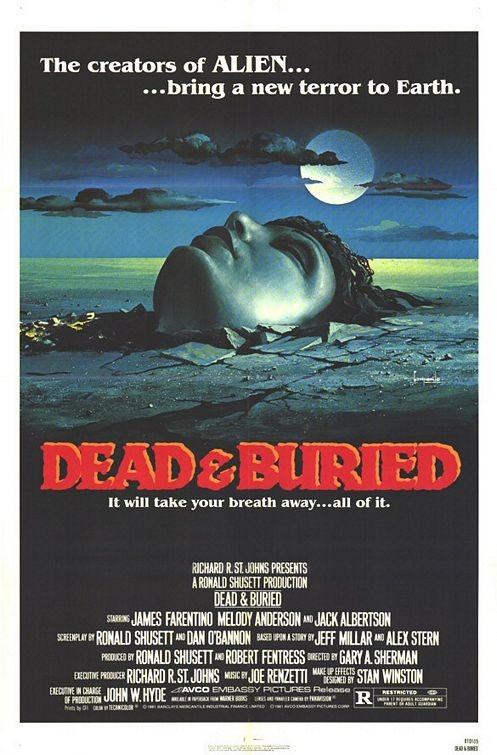 Похоронены но не мертвы - (Dead & Buried)