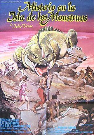 Тайна острова чудовищ (Загадка острова сокровищ) - (Misterio en la isla de los monstruos (Mystery on Monster Island))
