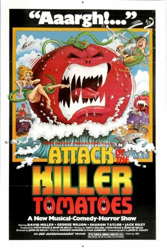��������� ���������-����� - (Attack of the Killer Tomatoes!)