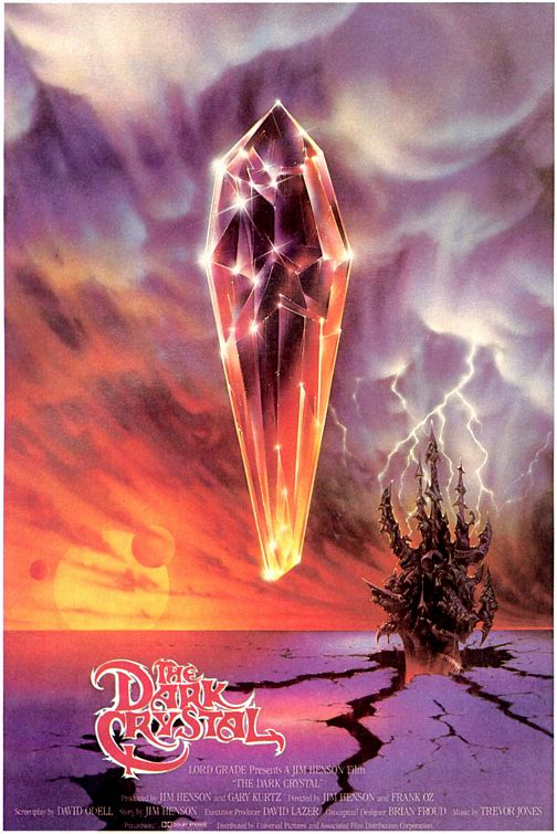 Темный кристалл - (The Dark Crystal)