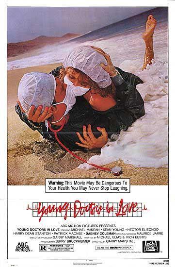 Молодость, больница, любовь - (Young Doctors in Love)