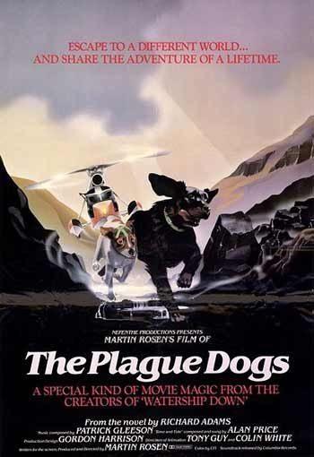 Отчаянные псы (Чумные Псы) - (The Plague Dogs)