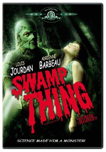 Болотная тварь - (Swamp Thing)
