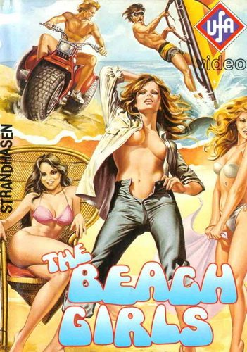 Пляжные девочки - (The Beach Girls)