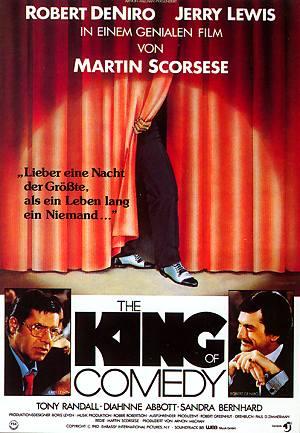 Король Комедии - (The King of Comedy)