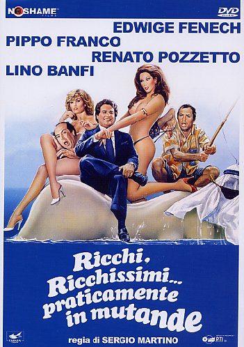 Богатые, очень богатые...на самом деле в одних трусах - (Ricchi, ricchissimi... praticamente in mutande)