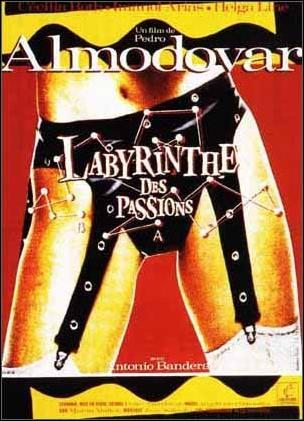 Лабиринт страстей - (Laberinto de pasiones)