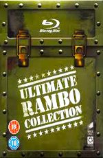 Рэмбо: Квадрология - (Ultimate Rambo Collection)