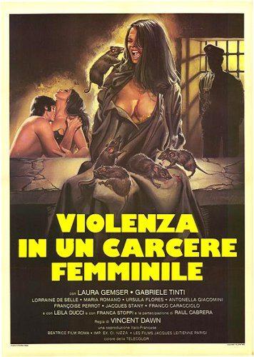 Эммануэль: Насилие в женской тюрьме - (Violenza in un carcere femminile)