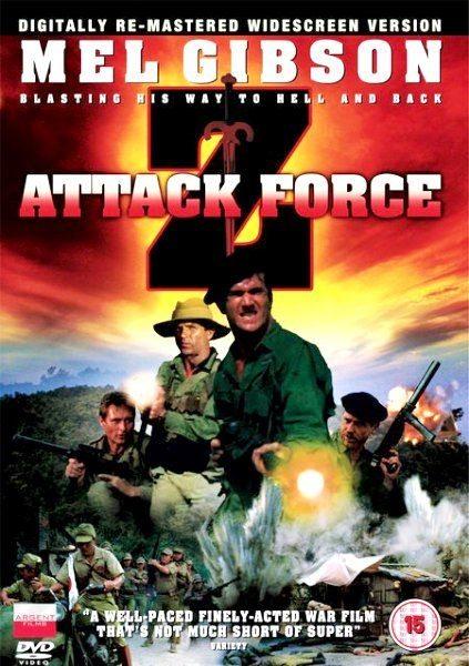 Штурмовой отряд Z - (Attack Force Z)