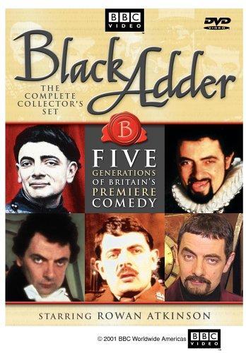 Черная гадюка - (The Black Adder)