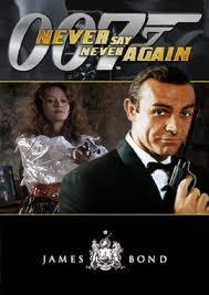 Джеймс Бонд 007: Никогда не говори никогда - (James Bond: Never Say Never Again)