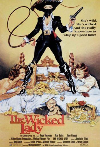 Злодейка - (The Wicked Lady)