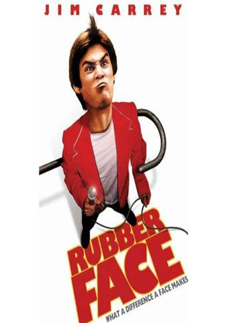 Резиновое лицо - (Rubberface)