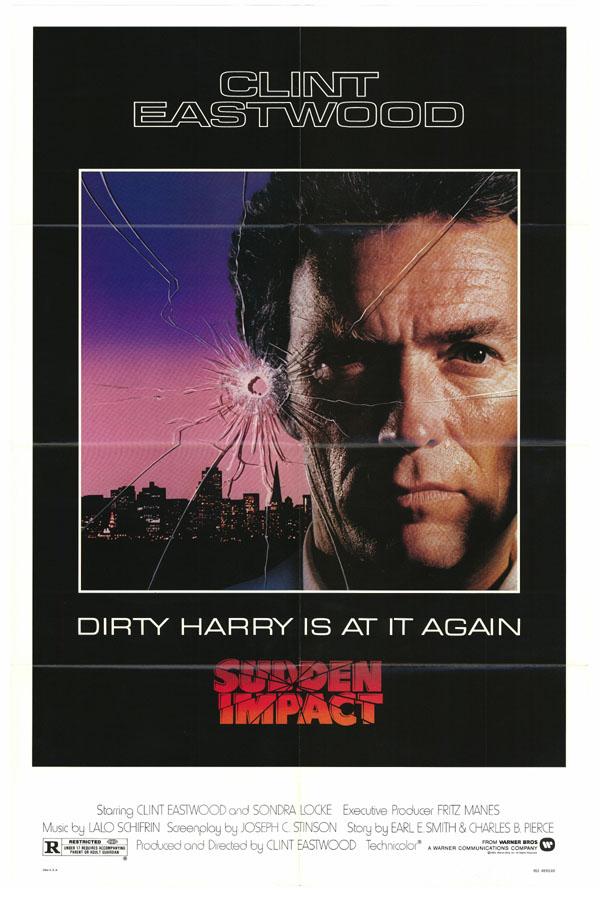 ������� ����� 4: ��������� ���� - (Dirty Harry 4: Sudden Impact)