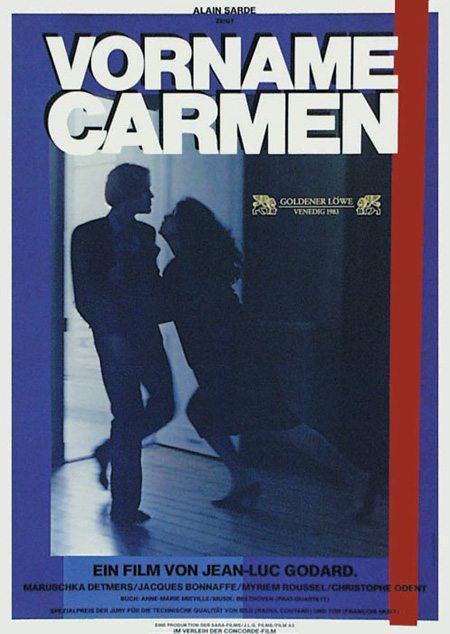 Имя Кармен - (PrГ©nom Carmen)