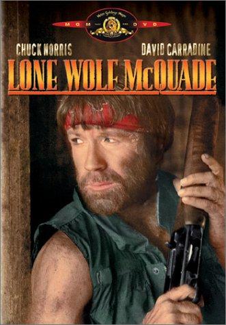 Одинокий волк МакКуэйд - (Lone Wolf McQuade)