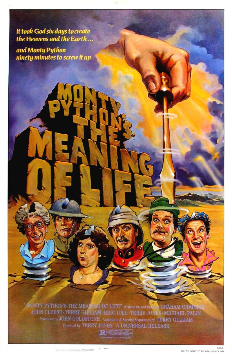 Смысл жизни по Монти Пайтону - (Monty Python's The Meaning of Life)