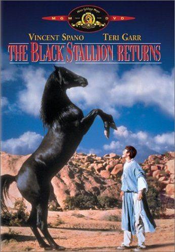 Возвращение черного скакуна - (The Black Stallion Returns)