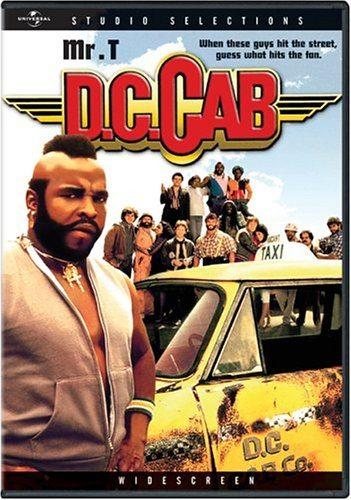 Вашингтонское такси - (D.C. Cab)