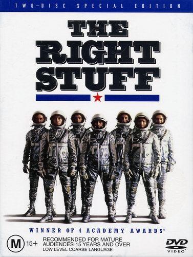 Парни что надо - (The Right Stuff)