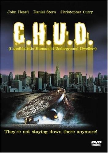 Каннибалы гуманоиды из подземелий (К.Г.П.О. ) - (C.H.U.D.)