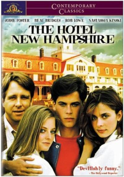 Отель Нью-Гемпшир - (Hotel New Hampshire)