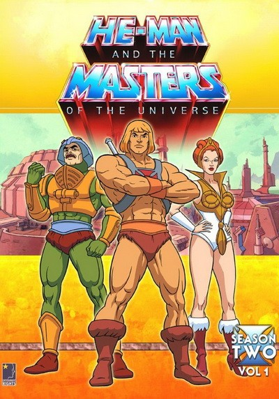 ��-��� � ���������� ��������� - (He-Man and Masters of Universe)