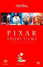 Коллекция короткометражных мультфильмов Pixar - (The Pixar Short Films Collection)