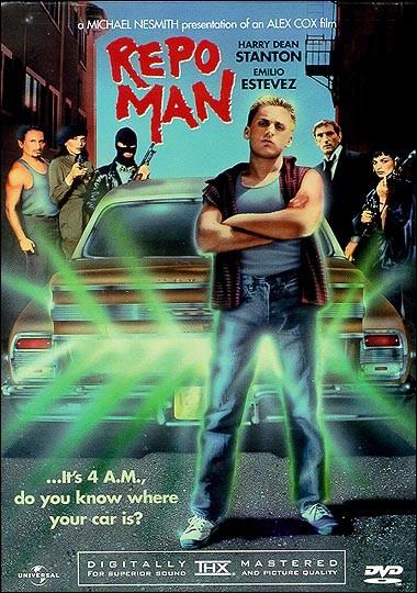 Конфискатор - (Repo Man)